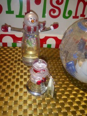 Christams snowmen for Sale in Dearborn, MI