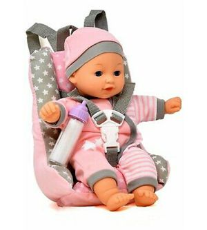 Baby Doll With Car Seat Dream ColleCtion for Sale in Las Vegas, NV