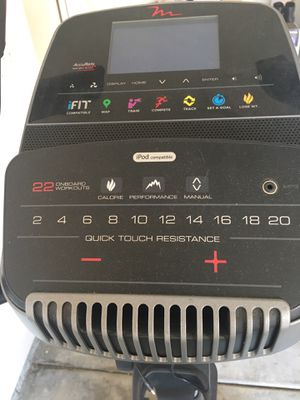 Freemotion 250u upright exercise bike for Sale in San Diego, CA