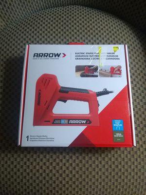 Brand new Arrow staple/nail gun for Sale in Apopka, FL