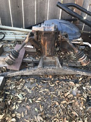 Early bmw 1600/2002 long neck differential for Sale in Atascadero, CA