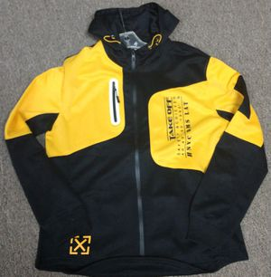 Fleece zip down hoodie for Sale in Fort Washington, MD