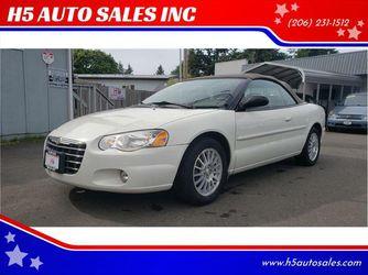 2006 Chrysler Sebring for Sale in Federal Way,  WA
