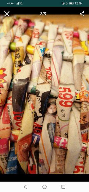 Magazine Page Wastebasket for Sale in Riverside, CA