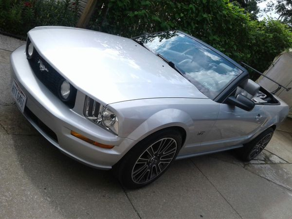 2005 Ford Mustang Gt V8 Soft Top Convertible