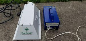 Grow light and ballast. 1000 watt high pressure sodium for Sale in Brooklyn, OH