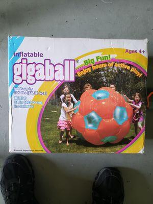 Inflatable Gigaball for Sale in Leesburg, FL