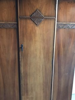 Antique Wardrobe Armoire Cabinet for Sale in San Diego,  CA