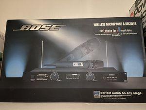 Bose wireless speaker. Good for singing for Sale in Chandler, AZ