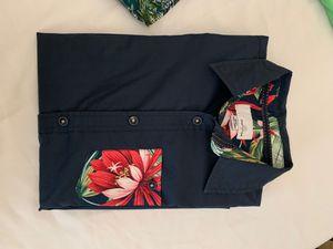 Boys button shirts 14-16 Hawaiian, Luau, Moana, Summer for Sale in Ontario, CA