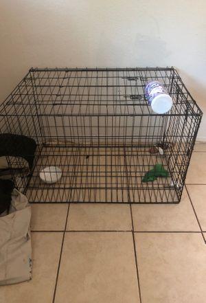 Big dog kennel for Sale in Indian Lake Estates, FL