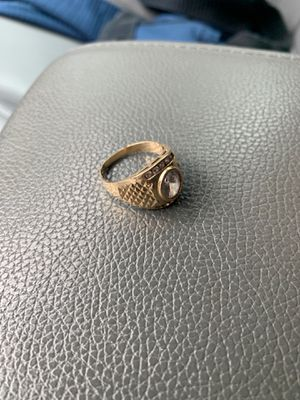 14k mens gold ring for Sale in Boston, MA