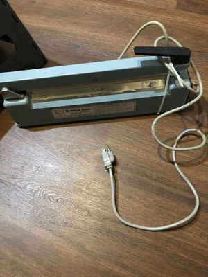 Impulse sealer for Sale in Chicago, IL