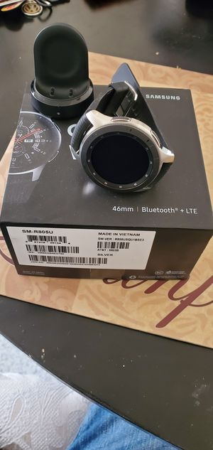 46 mm bluetooth +lte for Sale in Yonkers, NY