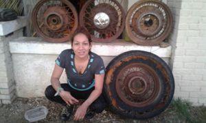 Wire wheels for Sale in Abilene, TX