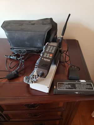Vintage Bell Atlantic portable car phone for Sale in Annandale, VA