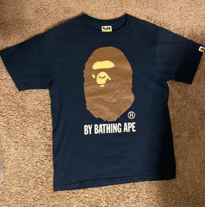 Bape Ape head Tee SZ M for Sale in Columbia, MD