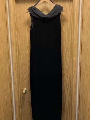 Black velvet dress for Sale in Beaverton, OR
