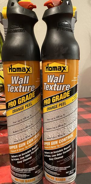 Wall texture pro grade orange peel for Sale in Fresno, CA