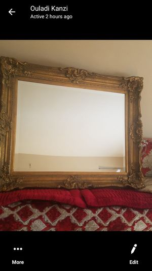 wall mirror for Sale in Chicago, IL