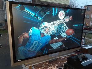 Mitsubishi 73inches DLP TV with remote control and HDMI ports for Sale in Washington, DC