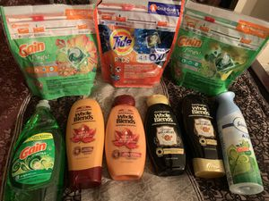 Household bundle 20.00 for everything Mpu by south Flores and E Harlan for Sale in San Antonio, TX