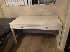 White desk for Sale in Santa Ana, CA