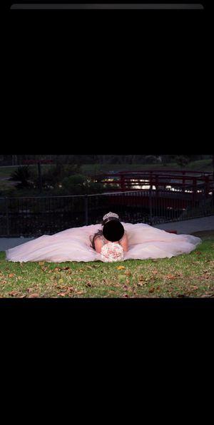 vestido de quinceanera (sweet 15 dress) for Sale in Los Angeles, CA