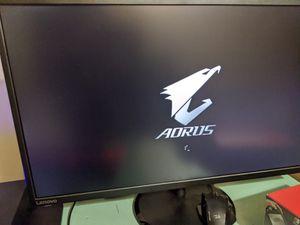 "32"" 1440p gaming monitor (75htz) for Sale in Baton Rouge, LA"