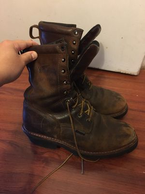 New redwing work boots size 9.5 for Sale in Ontario, CA