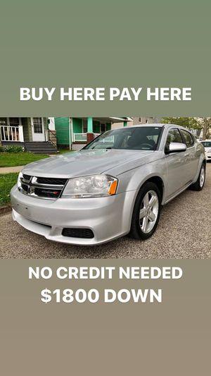 2013 Dodge Avenger for Sale in Cleveland, OH