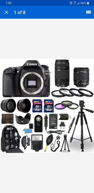 Canon 80 d for Sale in Philadelphia, PA