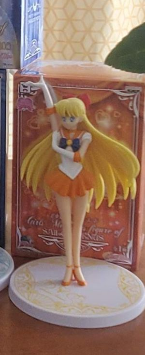 Sailor moon venus Girls Memories Figure for Sale in Los Angeles, CA