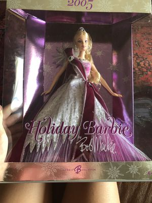 Holiday Barbie collection 2005 for Sale in Fairfax, VA
