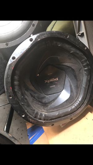 """12"""" xplod sub 1300w for Sale in Norco, CA"""