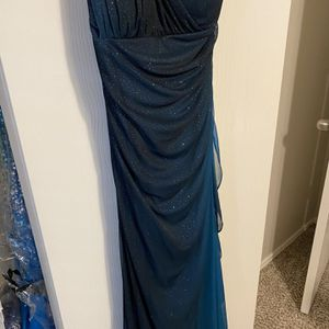 Shimmery Blue Prom Dress for Sale in Fort Worth, TX