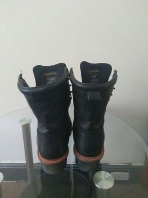 Red wing boots like new size 8 for Sale in Philadelphia, PA