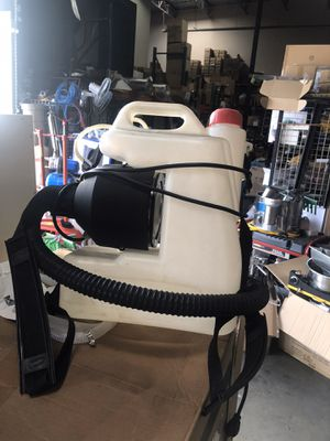 12L 1200W Electric ULV Mist Blower Sprayer Sanitation Disinfection Pest Control for Sale in Rowland Heights, CA