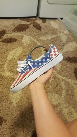 American Flag Vans Lows for Sale in Pickerington, OH