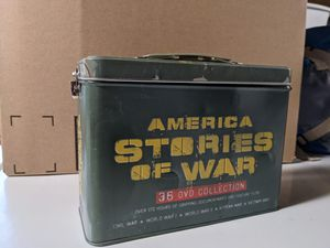 America Stories of War DVD collection for Sale in Elgin, IL