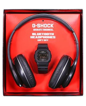 G-stock men's watch + free bluetooth headphone for Sale in Pittsburgh, PA