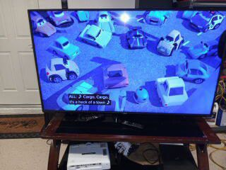 Tv, 60 inch smart tv for Sale in Riverview,  FL