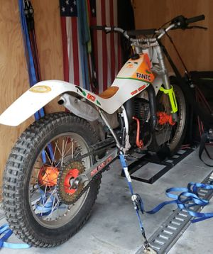 1990 FANTIC 247 TRIALS BIKE MOTORCYCLE for Sale in Conestoga, PA