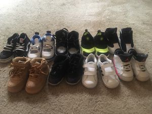 6c & 7c toddler shoes for Sale in Mount Rainier, MD