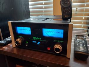MHA 100 - Rarely used McIntosh Amplifier for Sale in Sugar Land, TX
