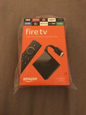FIRE TV HD 4K QUALITY new GEN for Sale in Washington, DC