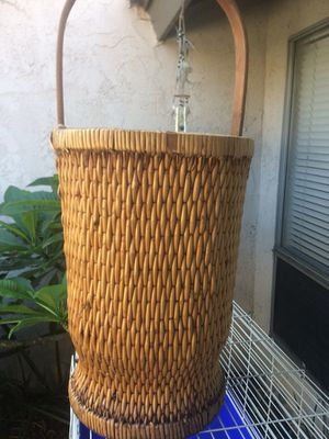 Wicker Basket for Sale in Cerritos, CA