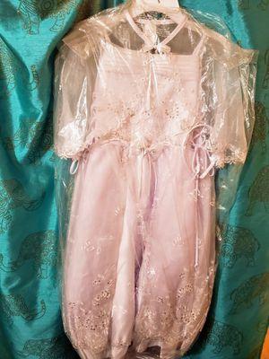 Brand New 3piece girls white dress for Sale in Phoenix, AZ