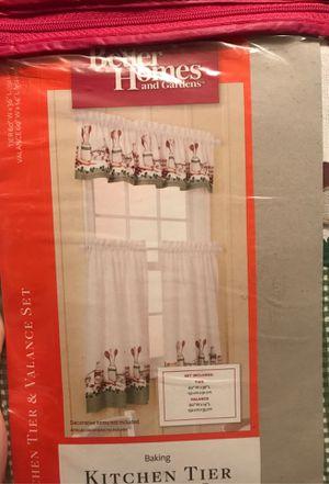 Kitchen curtain for Sale in San Antonio, TX