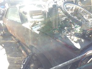81 Chevy Malibu v6 no parts 1 for Sale in Los Angeles, CA